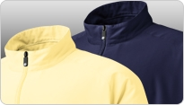Half Zip Windshirt