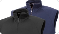 Performance Half-Zip Pullover Vest