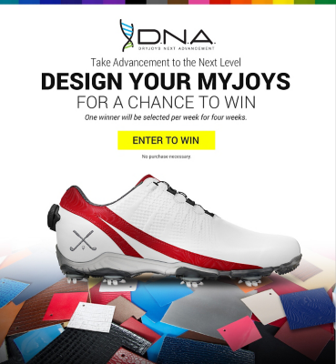15 MyJoys DNA Promo
