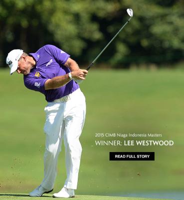 15 Westwood Wins Indonesia