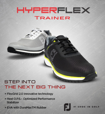 15 SEA HyperFlex Trainer