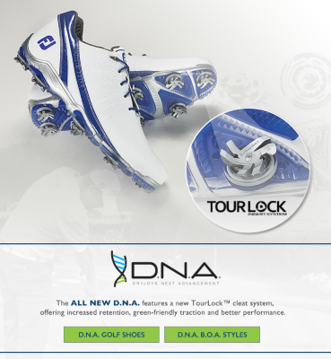 15 Tour Lock Cleat System DNA