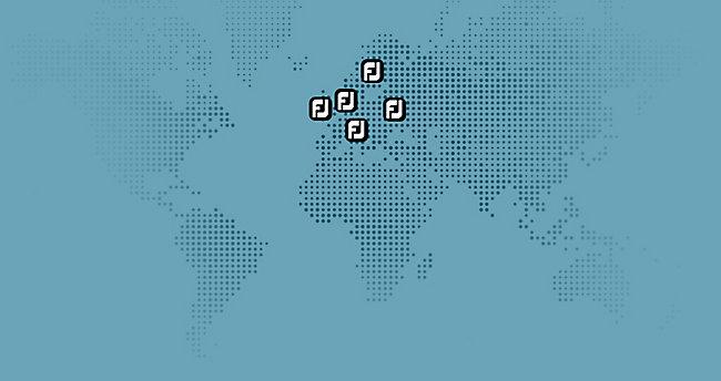 FJ EU Map