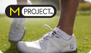 The New M:PROJECT™ Golf Shoe