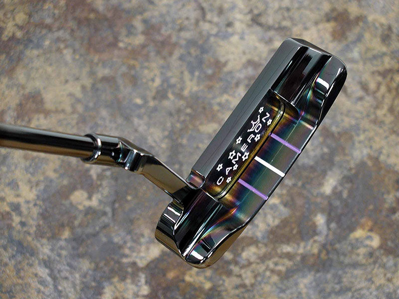 The 2004 Limited Release My Girl putter was a modified version of the popular Newport Beach, which had a rich history on Tour with a winning reputation.