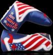 Scottys Custom Shop - 2011 LTD Junk Yard Dog U.S. Flag - Blue