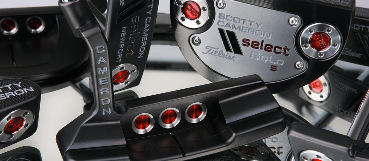 Scotty Cameron Putters: Select Family
