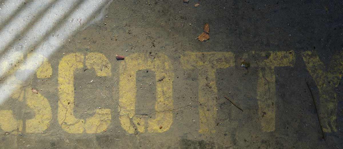 Scotty Stencil