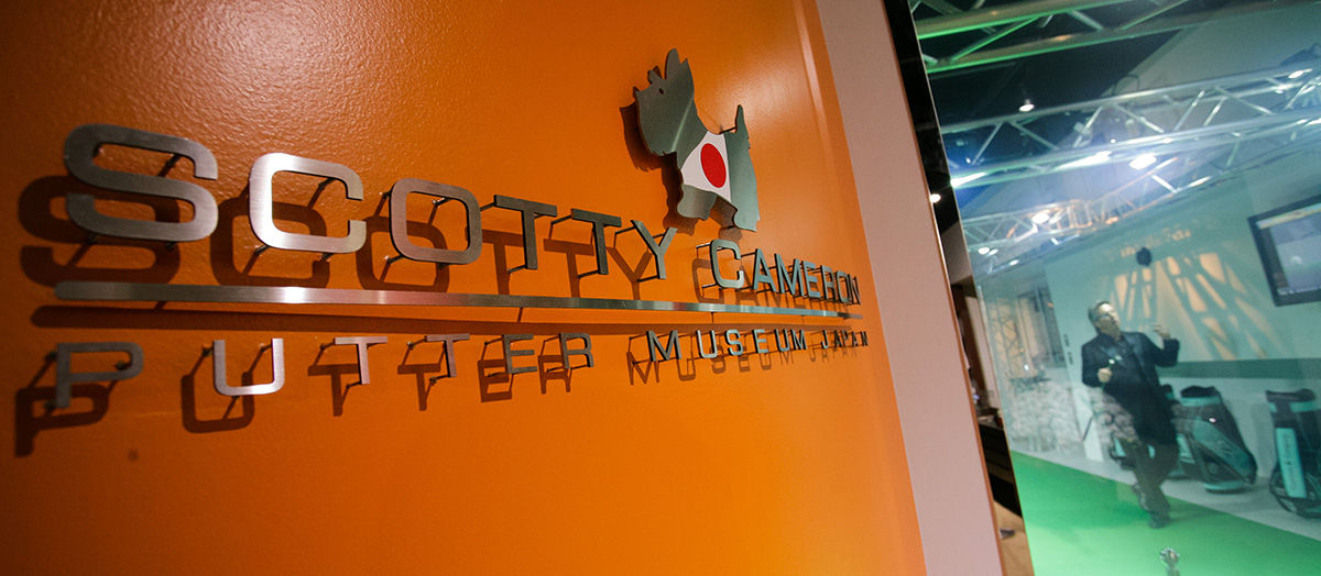 Japan's only Scotty Cameron fitting center.