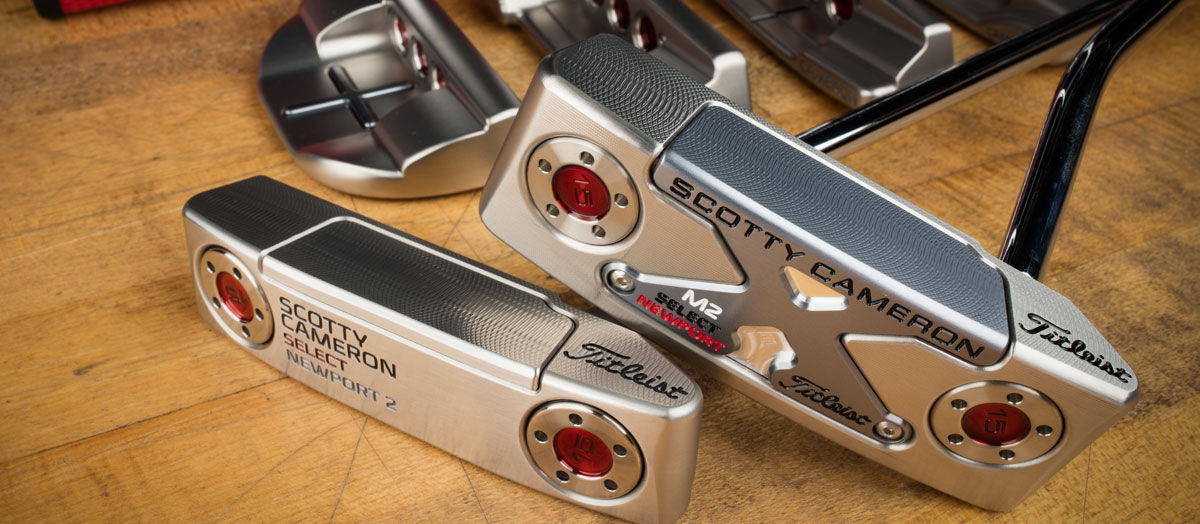 2016 Scotty Cameron Select Putters