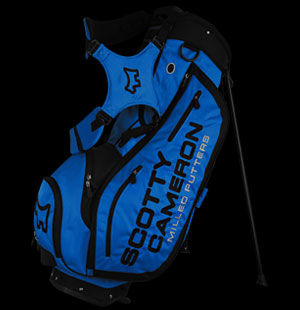 Scotty Cameron Stand Bag - Turbo Blue