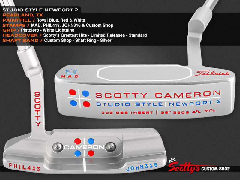 Custom Shop Putter of the Day: January 15, 2016