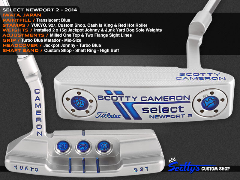 Custom Shop Putter of the Day: January 19, 2016