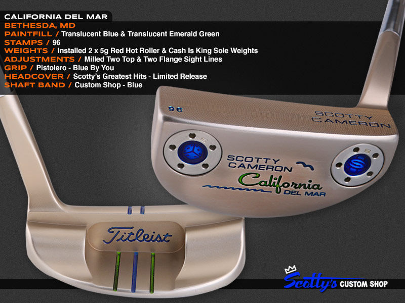 Custom Shop Putter of the Day: March 7, 2016
