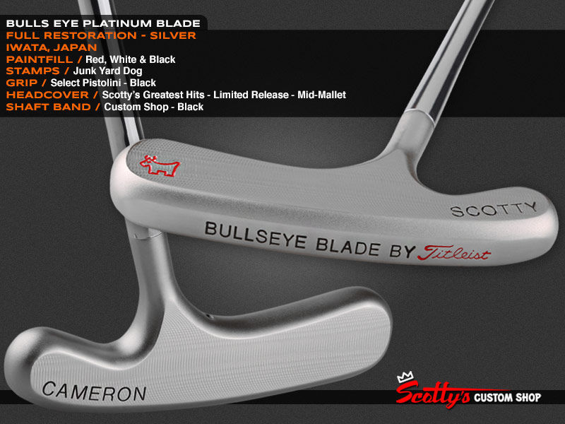 Custom Shop Putter of the Day: March 9, 2016