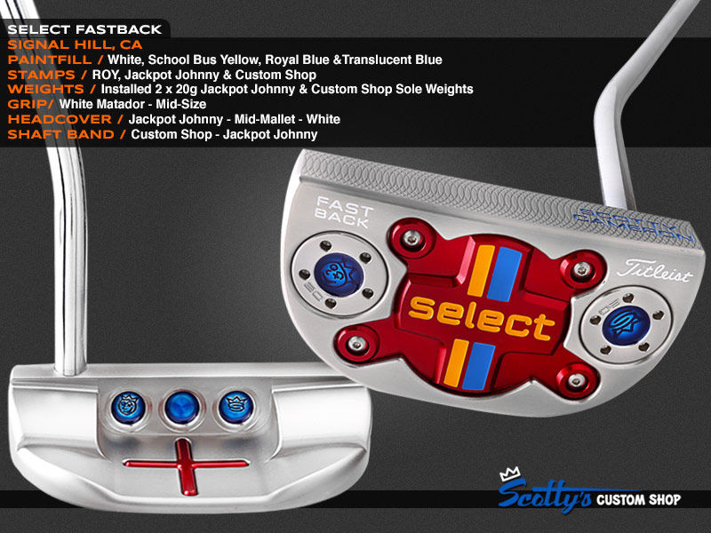 Custom Shop Putter of the Day: March 14, 2016