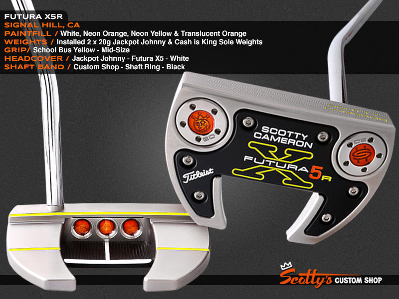 Custom Shop Putter of the Day: March 15, 2016