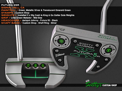 Custom Shop Putter of the Day: March 23, 2016