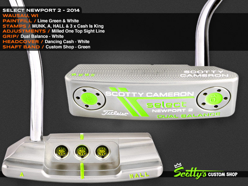Custom Shop Putter of the Day: April 6, 2016