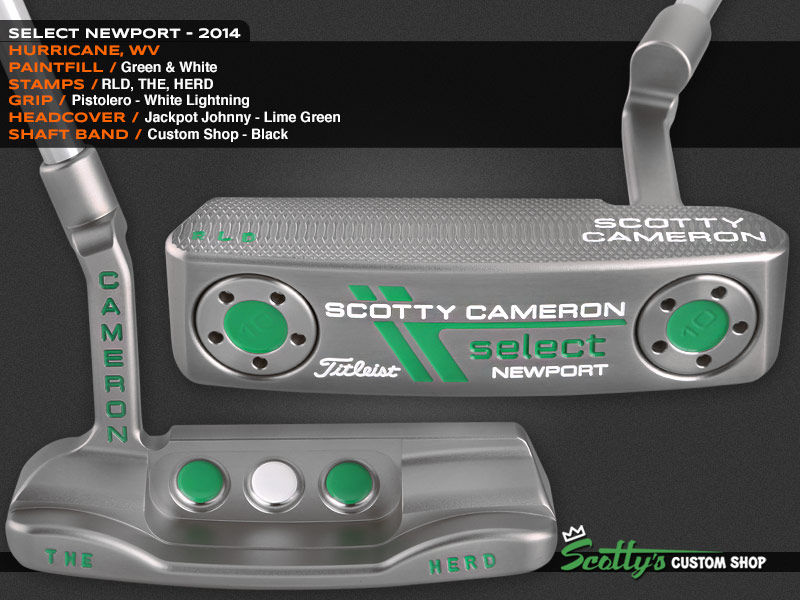 Custom Shop Putter of the Day: April 8, 2016