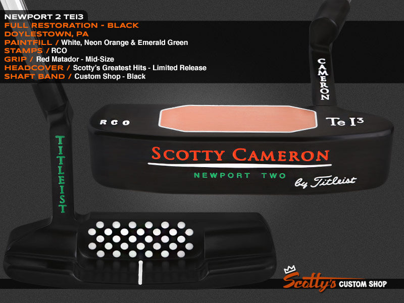 Custom Shop Putter of the Day: April 13, 2016