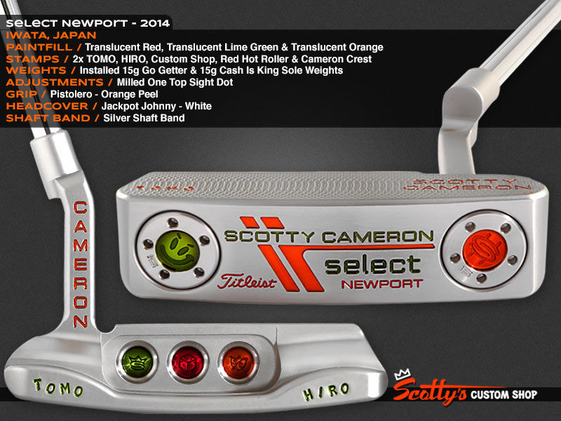 Custom Shop Putter of the Day: April 20, 2016