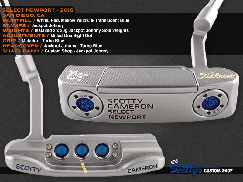 Custom Shop Putter of the Day: May 4, 2016