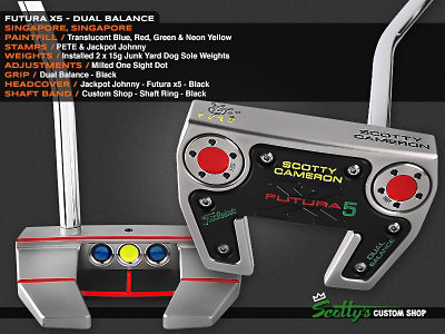 Custom Shop Putter of the Day: May 18, 2016