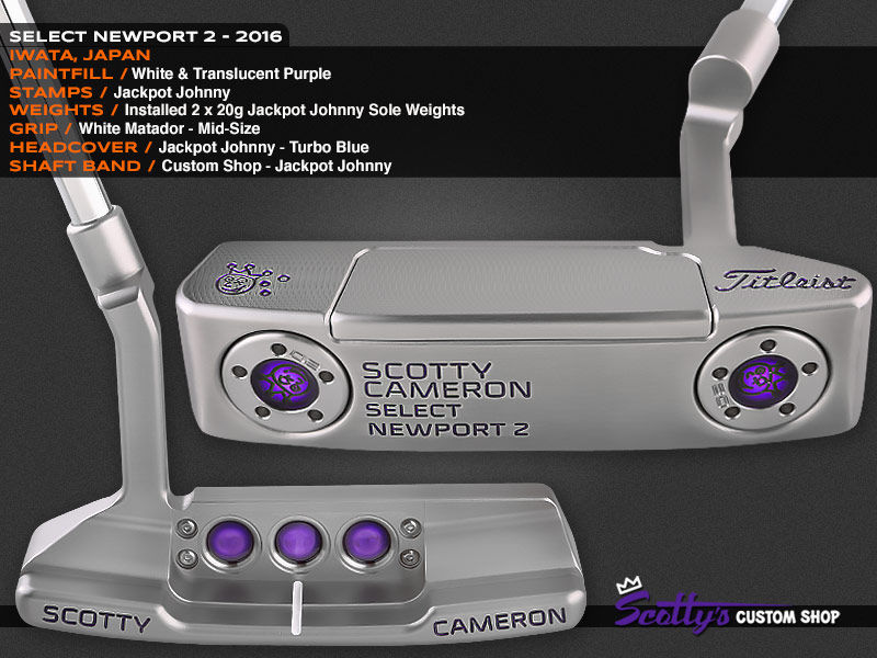 Custom Shop Putter of the Day: May 23, 2016