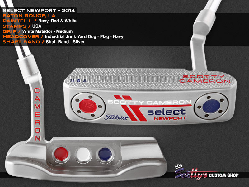 Custom Shop Putter of the Day: June 9, 2016