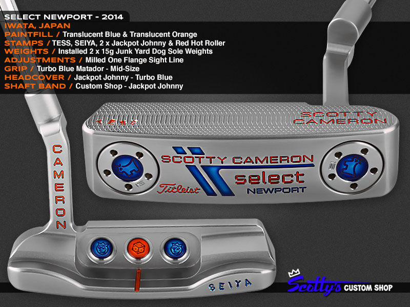 Custom Shop Putter of the Day: June 13, 2016