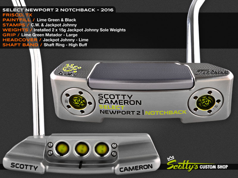 Custom Shop Putter of the Day: June 22, 2016