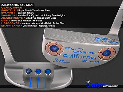 Custom Shop Putter of the Day: June 3, 2016