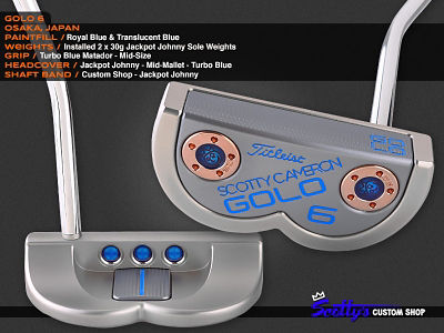 Custom Shop Putter of the Day: June 6, 2016