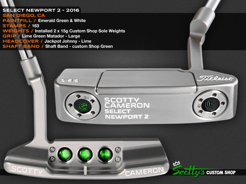 Custom Shop Putter of the Day: July 6, 2016