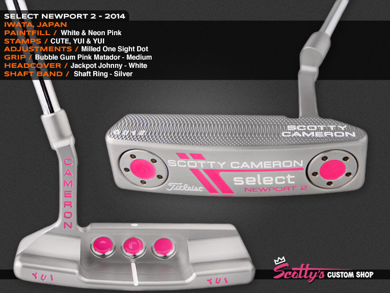 Custom Shop Putter of the Day: August 1, 2016