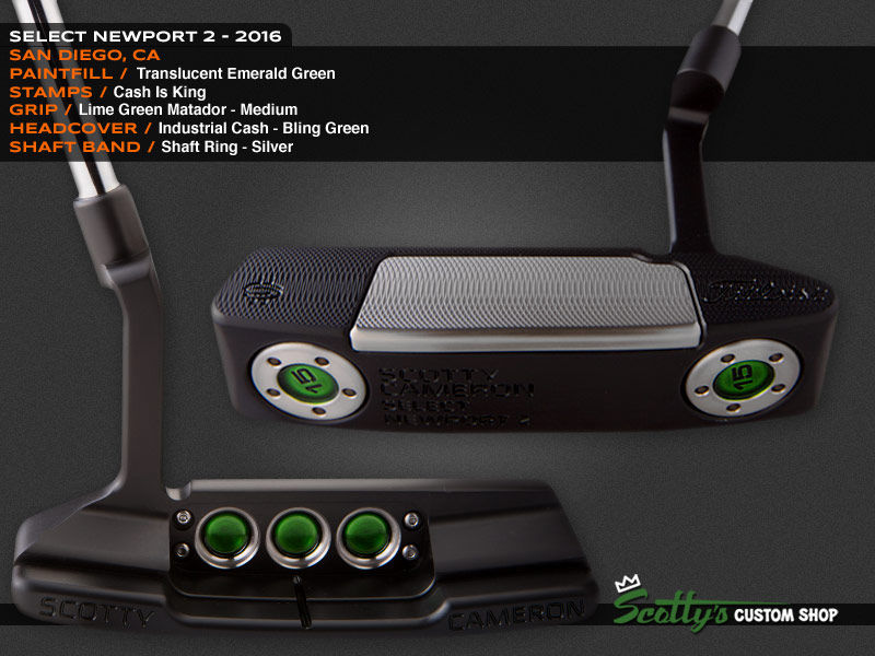 Custom Shop Putter of the Day: August 5, 2016