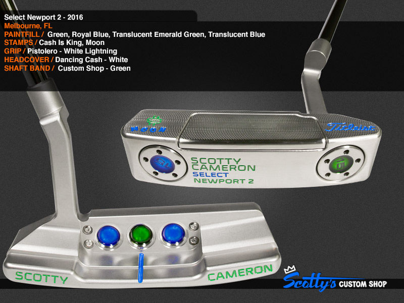 Custom Shop Putter of the Day: November 21, 2016