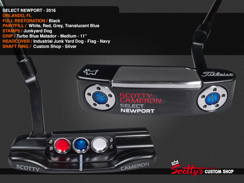 Custom Shop Putter of the Day: December 15, 2016