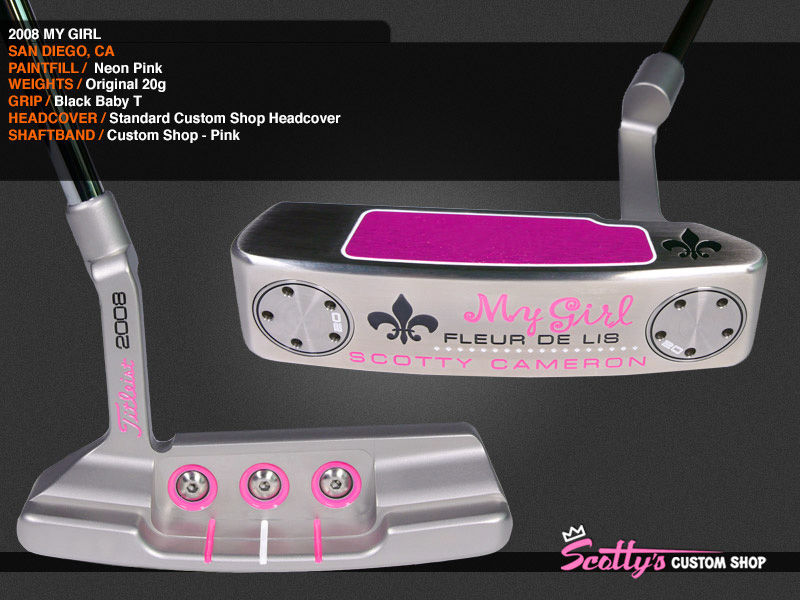 Custom Shop Putter of the Day: December 19, 2016