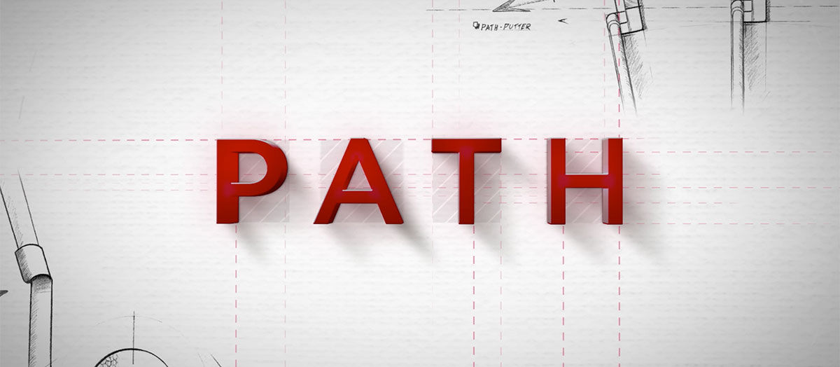 The Art of Putting - Path