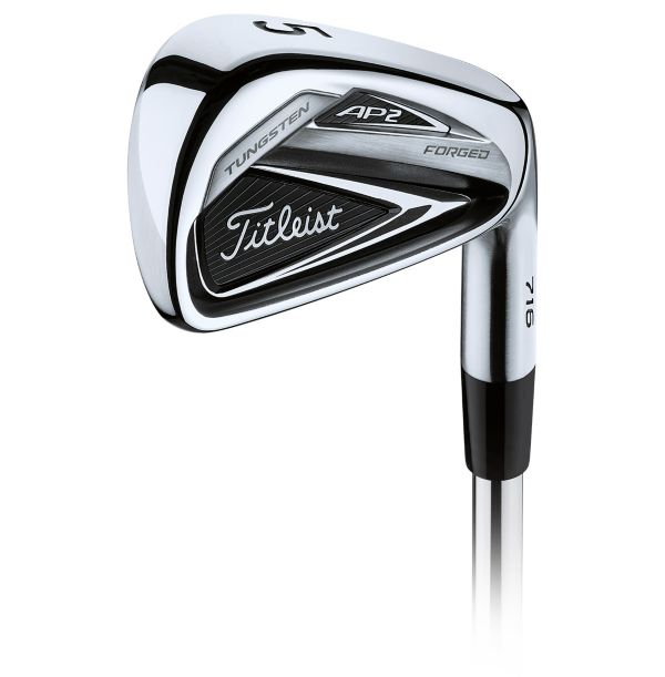 The most advanced Titleist players iron made even better.