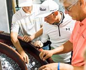 Titleist fans touring Ball Plant 3