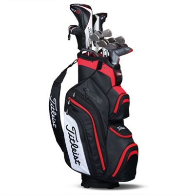 Deluxe Cart Bag | Titleist