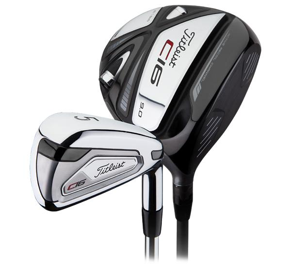 Golf clubs sets premium performance at titleist