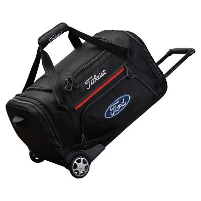 Essentials Wheeled Duffel