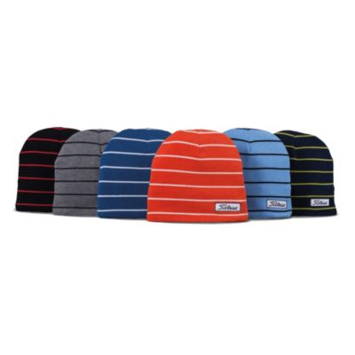 Men's Striped Beanie