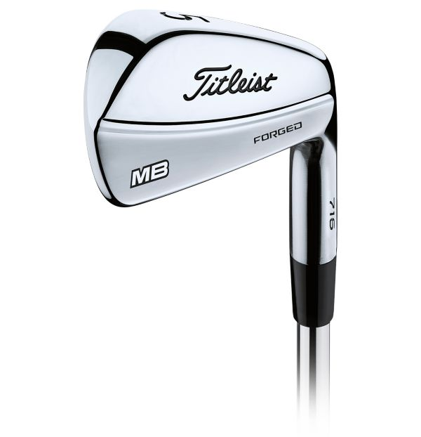 Pure muscle back blade inspired by the world's best shot makers.