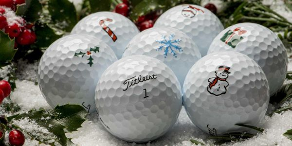 Make the #1 Gift in Golf More Personal this Holiday