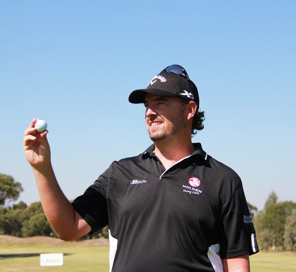 Ash Hall Prevails in All-Pro V1x Playoff at Victorian PGA Championship